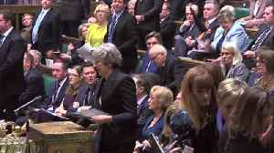 News video: British Prime Minister May Battles To Save Brexit And Her Job