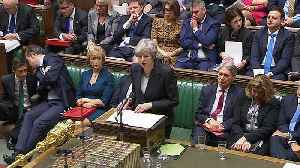 Watch: May comes under fire from MPs amid Brexit fallout [Video]