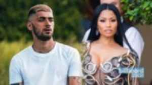 Zayn and Nicki Minaj Release New Collab