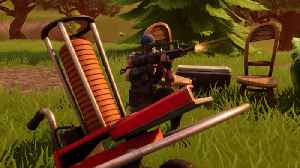 Fortnite - Shoot Clay Pigeons (Season 6, Week 8) [Video]