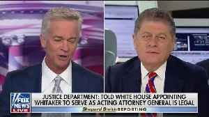"""Napolitano -Matthew Whitaker Is """"Legally Ineligible"""" To Be Acting AG [Video]"""