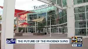 Phoenix City Council meets to discuss future of Phoenix Suns arena [Video]