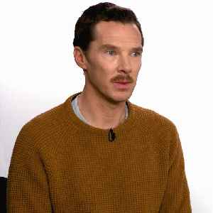 Benedict Cumberbatch on 'The Grinch' Remake, Christmas, and Second Chances [Video]
