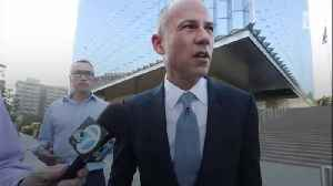 Breaking: Stormy Daniels' Lawyer Michael Avenatti Arrested for Domestic Violence [Video]