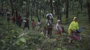 Rohingya Muslims Might Not Be Headed Back To Myanmar After All [Video]