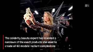 This Supermodel Is A Muse For VS Beauty Expert [Video]