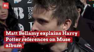 What About Harry Potter Reference On Matt Bellamy Album [Video]