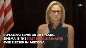 Kyrsten Sinema Shakes Up Arizona Politics [Video]