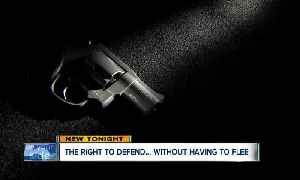 Ohio House passes controversial changes to state's deadly force laws [Video]
