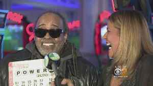 Manhattan Man Comes Forward To Claim Lottery Jackpot [Video]