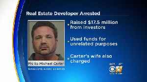 Developer Accused Of Defrauding Elderly Texans Of Millions In Bogus Real Estate Investments [Video]