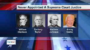 PolitiFact Wisconsin: Trump's appointments to the Supreme Court [Video]