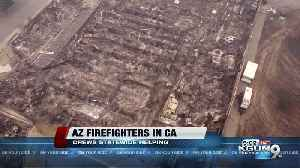 Arizona firefighters helping fight California wildfires [Video]