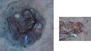 Ancient Skeleton Of Pregnant Woman Discovered In Egypt [Video]