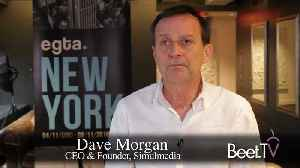 TV Must Put Marketers In Charge: Simulmedia's Morgan [Video]
