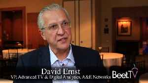 Ad Buyers 'In Second Innings' With Full-Attribution TV Techniques: A+E's Ernst [Video]