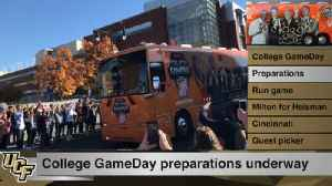 UCF Football Now: College GameDay, Greg McCrae and Milton for Heisman [Video]