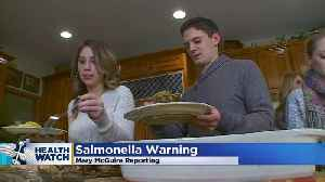 How To Avoid Salmonella In Your Thanksgiving Turkey [Video]