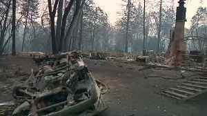 California wildfire victims sue utility PG&E [Video]