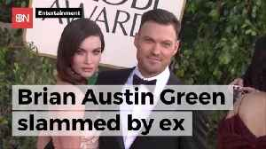 Brian Austin Green Has Not Made His Ex Happy Or His Child [Video]