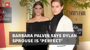 Stunning VS Model Is In Love With Dylan Sprouse [Video]