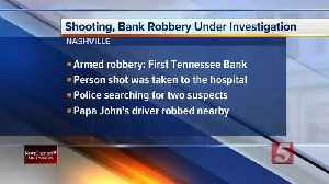 Same-day shooting, robbery under investigation near Vanderbilt's campus [Video]