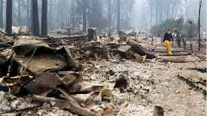 56 Now Dead In California Wildfire [Video]
