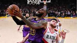 LeBron James Passes Wilt Chamberlain On Scoring List [Video]