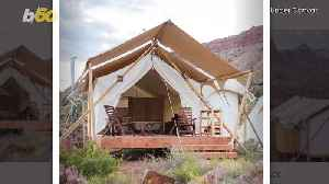 Glamping at the Grand Canyon Is the Ultimate Luxury [Video]