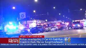 2 Killed In Park Manor Hit-And-Run Crash [Video]