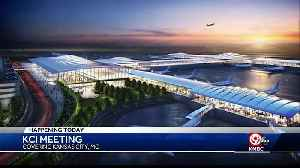 City leaders to discuss future of new KCI Airport project [Video]