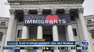 Denver announces plans to expand immigration legal help program [Video]