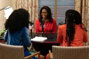 '2 Dope Queens' Interview Michelle Obama for Final Podcast [Video]