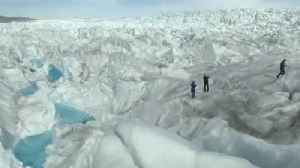 Scientists Confirm Massive Impact Crater Under Greenland's Ice [Video]
