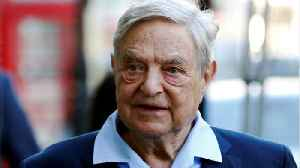 News video: George Soros Calls Facebook 'Deeply Misguided And Dangerous'