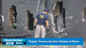 Pulse shooting review: Communication failures hampered Orlando Fire Department's response [Video]