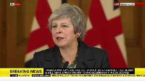 Theresa May Ends Anti-Climatic Press Conference By Promising To 'Get The Runs' [Video]
