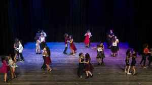 VIDEO: 7th Annual Latin Dance Competition in Allentown [Video]