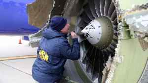 More Cracked Engine Blades Found After Southwest Plane Death [Video]
