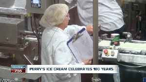 100 years in business: the inside scoop to Perry's Ice Cream success [Video]