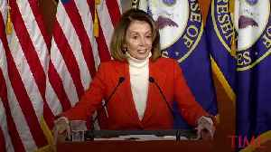 Nancy Pelosi Claims She Has 'Overwhelming Support' to Be House Speaker [Video]