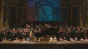'Concert for Peace': Vienna Philharmonic and pianist Yuja Wang mark 100 years since end of Great War [Video]