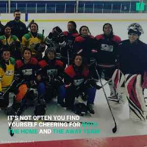 India's Women's Hockey Team Makes History In Canada [Video]