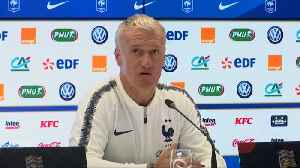 France not settling for a draw against Netherlands - Deschamps [Video]