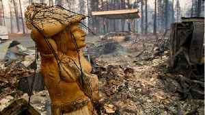 Camp Fire Burns Down Town Of Paradise California [Video]