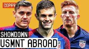 Would a Club of US National Team Players Survive Europe? - The Showdown | Ep. 6 [Video]