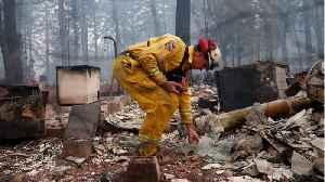Rescue Crews Search For Victims Of California Wildfire [Video]
