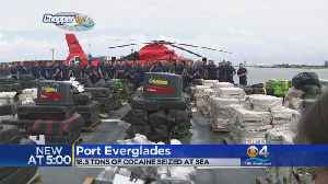 $500 Million Worth Of Cocaine Offloaded At Port Everglades  [Video]