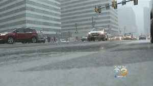 Wintry Weather Blast Leaving Behind Mess In Philly [Video]