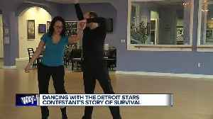 Metro Detroit woman learns to dance after violent car wreck nearly kills her [Video]